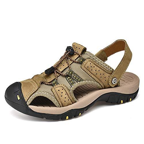 Ballyzess Chanclas Y Sandalias De Piscina para Hombre Sandalias Sandalias De Verano para Hombres Transpirables Deportes Al Aire Libre Zapatos De Playa-38