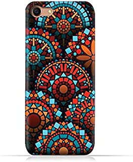 AMC Design Oppo A83 TPU Protective Silicone Case with Geometrical Mandalas Pattern
