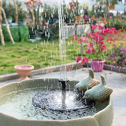 Solarbrunnen-Pumpe, 2.4W Garten ...
