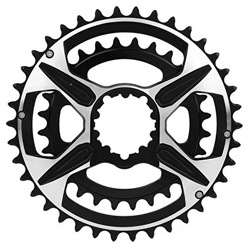 Cocosity Mountain Bike Crankset Speed Change Disk Mountain Smooth Speed Change High‑Strength Electric Scooter Mountain Bike