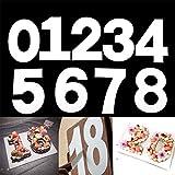 Rolin Roly 9 Pezzi 12 inch Taglio della Torta Stampo per Glassa, Crema, Torta alla Frutta,Torta...