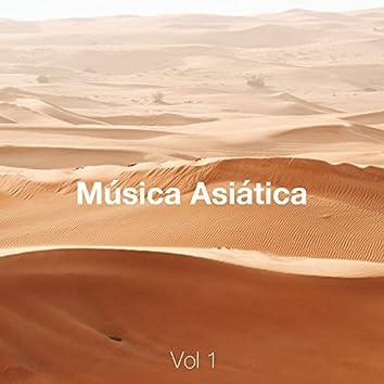 Música Asiática Vol 1 - Canciones Relajantes y Sonidos de la Naturaleza