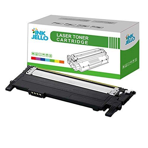 InkJello Compatibile Toner Cartuccia Sostituzione Per Samsung CLP-360 CLP-365 CLP-365W CLX-3300 CLX-3305 CLX-3305FN CLX-3305FW CLX-3305W Xpress SL-C410W SL-C460FW SL-C460W CLT-Y406S (Giallo)