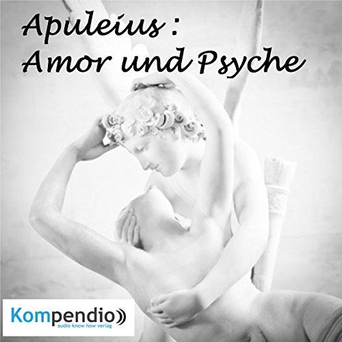 Amor und Psyche von Apuleius Titelbild