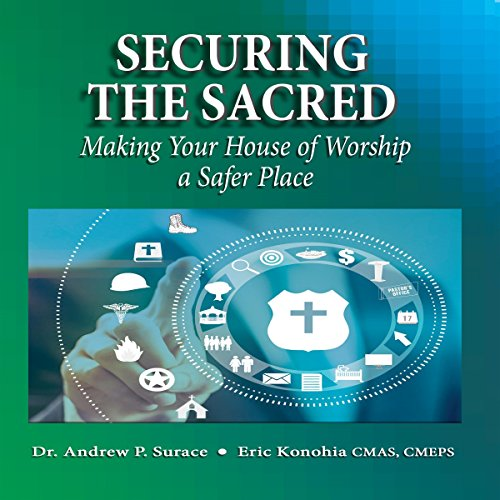 Securing the Sacred audiobook cover art
