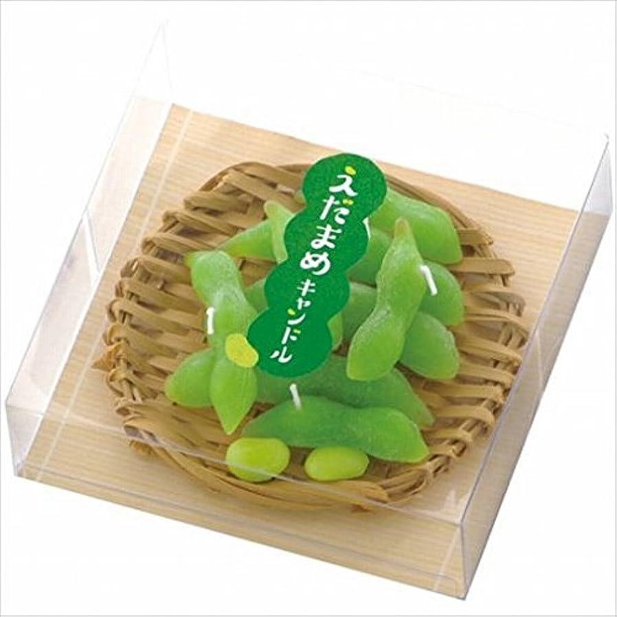 フルーツ野菜哲学的レキシコンカメヤマキャンドル(kameyama candle) えだまめキャンドル