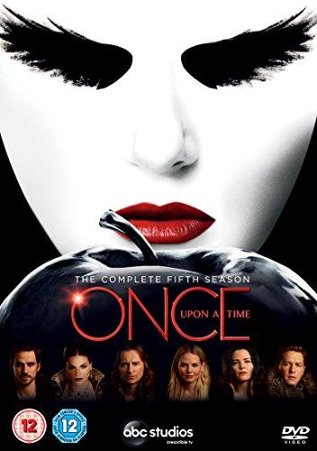 Once Upon A Time Season 5 (6 Dvd) [Edizione: Paesi Bassi] [Edizione: Regno Unito]