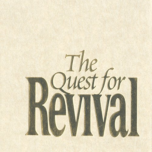 The Quest for Revival audiobook cover art