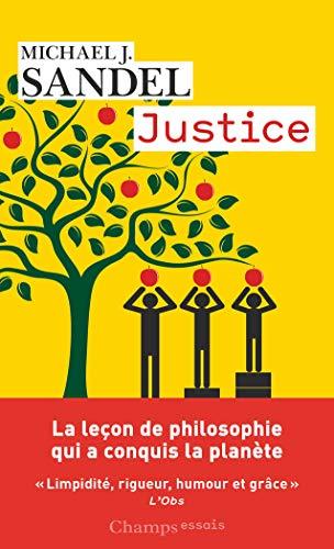 Justice (Champs Essais)