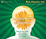 Image of Meditations for Happiness: Rewire Your Brain for Lasting Contentment and Peace
