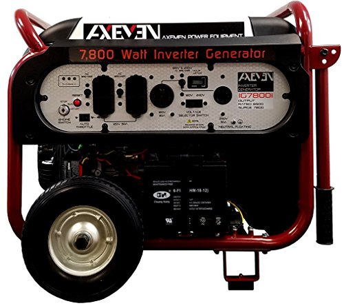 Axemen Power IG7800i Portable Inverter...