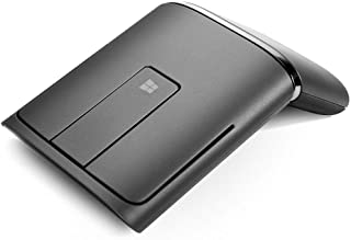 Lenovo N700 Wireless Touch Mouse And Laser Pointer - Black