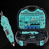 para Taladros Herramienta de la máquina pulidora Regulación de Velocidad Funcional eléctrico Amoladora Set Grabado