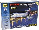Zvezda - Z7004 - Maquette - Tupolev TU-154M - Echelle 1:144
