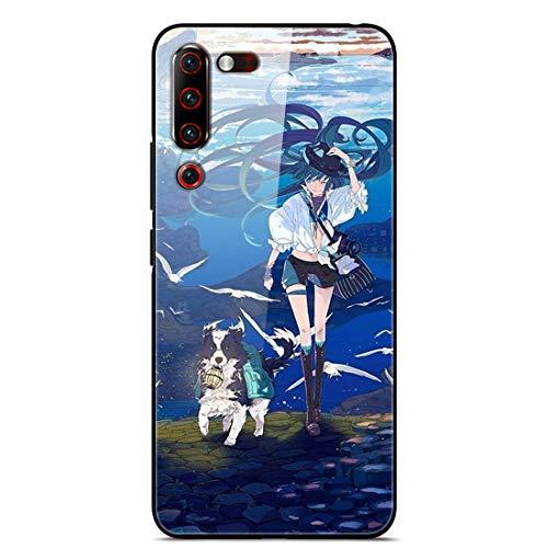 HUAYIJIE YLBL Case For Lenovo Z6 pro Phone Case Cover 11