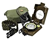 Best Lensatic Compasses - Northies Combo Pack Military Lensatic Sighting Compass Review