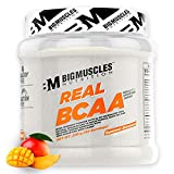 Bigmuscles Nutrition Real BCAA [50 Servings, Summer Bonanza] -100% Micronized Vegan, Muscle Recovery...