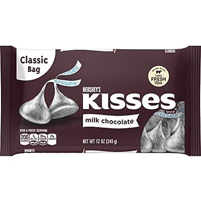 HERSHEY'S Kisses, 12oz, Milk Chocolate