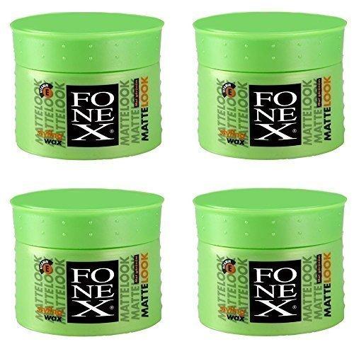 Fonex 4 x Mattelook Wax 100 ml = 400 ml