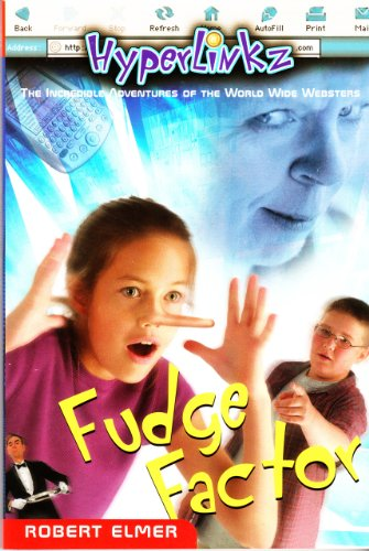 Fudge Factor (HyperLinkz Book 2) by [Robert Elmer]