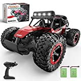 BEZGAR Remote Control Car, 1:14 Aluminium Alloy Off Road Large Size Kids High