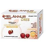 Melanurcress – Elisir para el cabello – 60 cápsulas de 2 meses – con auténtico extracto de manzana Annurca aliada de la salud del cabello   100% alta calidad