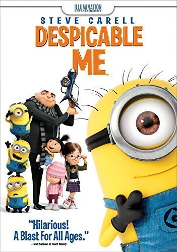 Despicable Me Single-Disc Edition Studios Chri Be super welcome by SEAL limited product Universal