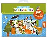 Ma pochette de gommettes - 100 animaux de la montagne