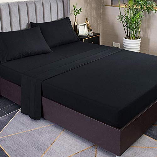 sábana negra de la marca Yanbing