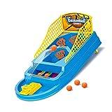 Yunt-11 Juego de Arcade de baloncesto deportivo, juego de tiro, juegos de baloncesto, de mesa Arcade clásico para niños adultos apasionados de deportes – Ayuda a reducir el estrés