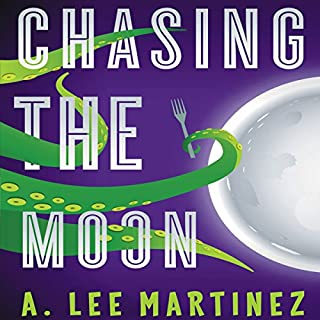 Chasing the Moon cover art