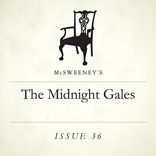 The Midnight Gales audiobook cover art