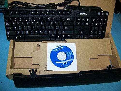 Dell Keyboard (US/English) Smart Card Reader, KW241 (Smart Card Reader)
