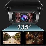 Zoom IMG-2 telecamera retromarcia per auto furgone