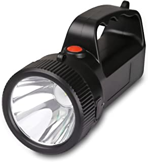 Kohree 5W 5000Lux Rechargeable LED Spotlight High Powerful Searchlight Portable Torch Light Lamp Waterproof