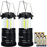 LED Camping Lantern Costech Cob Light Ultra Bright Collapsible Lamp Portable Hanging Flashlight