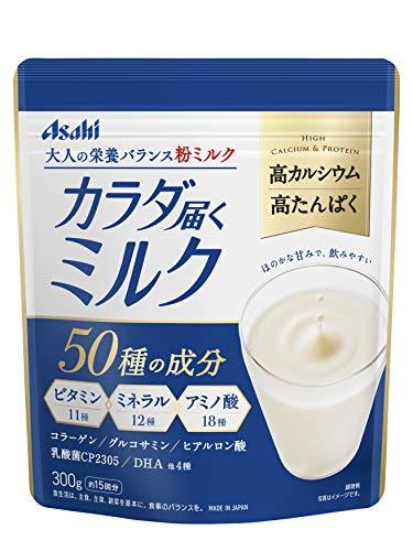 Asahi(アサヒ)『カラダ届くミルク』