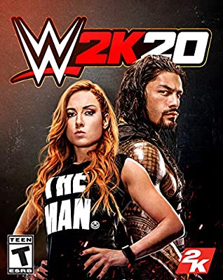 WWE 2K20 Twister Parent