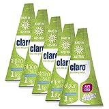CLARO - Sale per lavastoviglie, 5 kg (5 x 1kg)