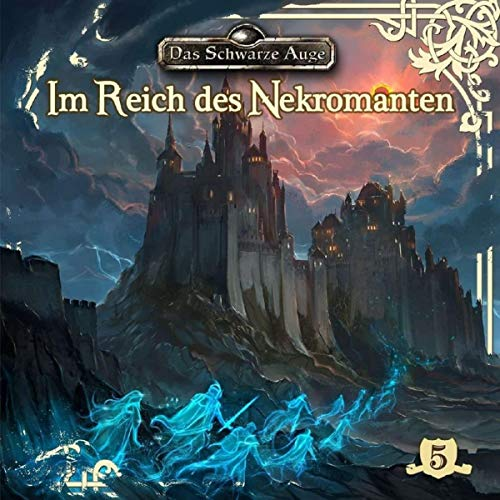 Page de couverture de Im Reich des Nekromanten