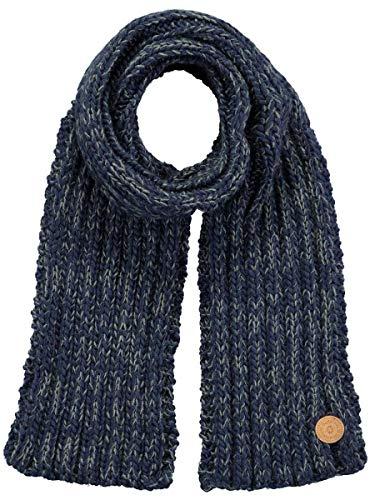 Barts sjaal van mazen marineblauw kinderen jongens