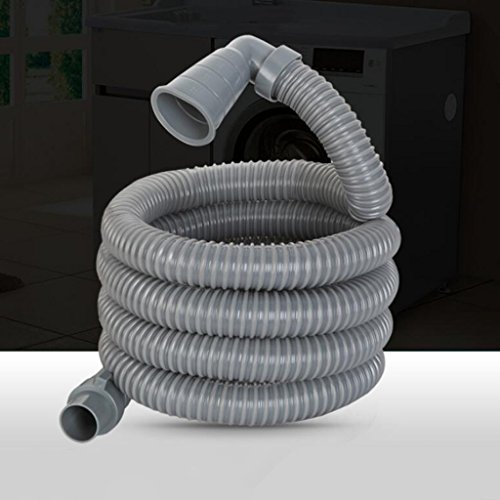 Tuyau MXJ61 de Sortie du Tube d'évacuation de la Machine à Laver Plus épais (Taille : 100 cm)