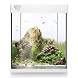 ICA KNA30 Nano Aqualed Crystal Kit Aquarium Blanc