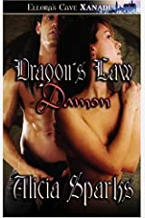 Dragon's Law: Damon Paperback