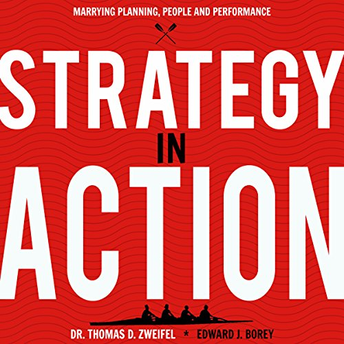Strategy-in-Action audiobook cover art