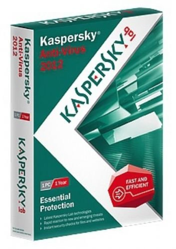 KASPERSKY KAV INT ANTIVIRUS 3 USER 1YR MINI 2012