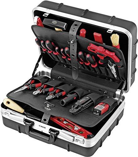 Cimco ECO Plus 172021 Lehrlinge Werkzeugkoffer bestückt 26teilig (L x B x H) 395 x 455 x 205mm