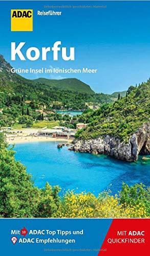 ADAC Reiseführer Korfu: Der Kompakte mit den ADAC Top Tipps und cleveren Klappkarten