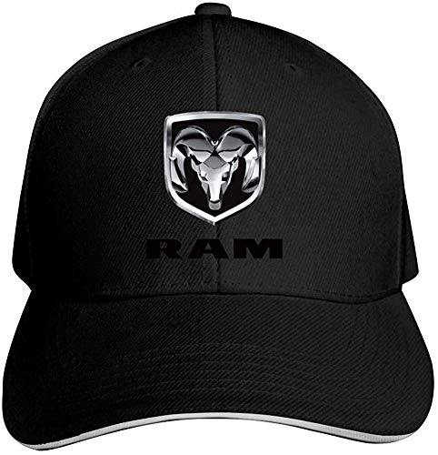 Unisex Baseball R-A-M Trucks DOD-ge Logo Trucker Dad Baseball Caps Cowboy Hats Sun Hats