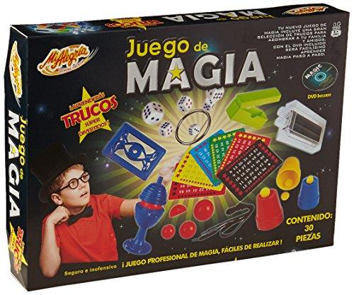 MiAlegria Juego de Magia, color Rojo
